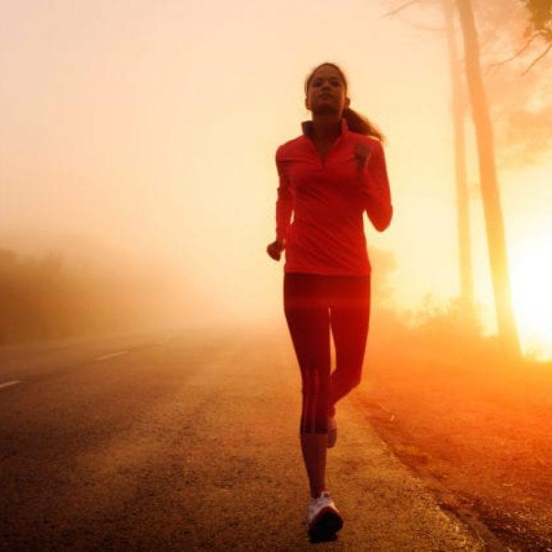 MORNING LIGHT RUN